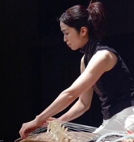 "18.8.2013 Naoko Kikuchi ""Koto – SoloKonzert"" und Abschlussfest"