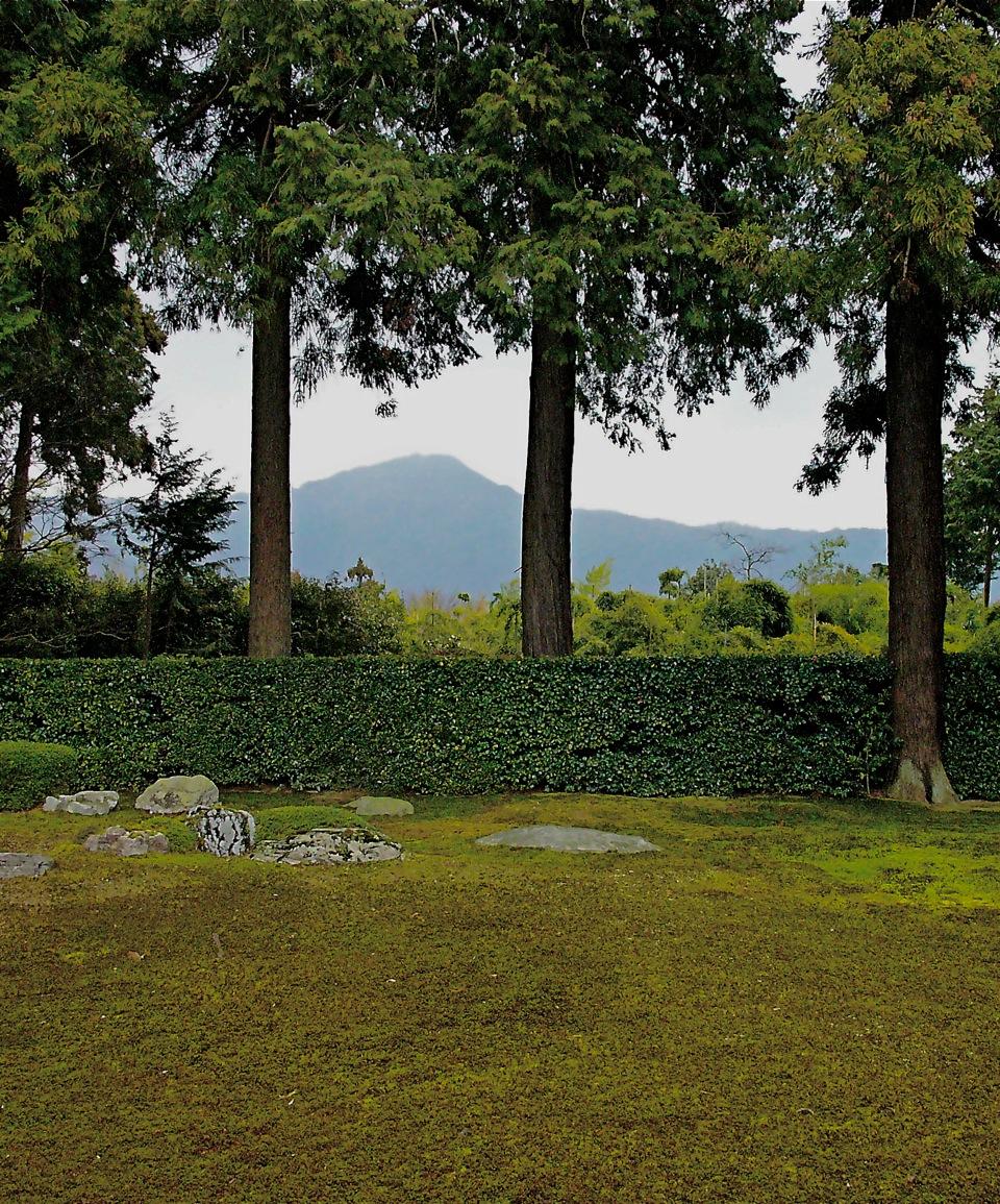 """7.8.2013 Elisabeth Rave """"Shakkei, die geborgte Landschaft"""" Vortrag Gartenkultur"""