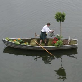 Das Archiv: 4. Freie Gartenakademie 2009