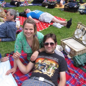 29.6.2014: The 4th Britnic - the picnic