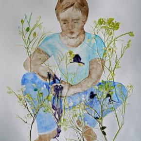 """1.7.2014 Susanne von Bülow und Ruppe Koselleck """"Von Blaubeeren, Schützengräben und heiligen Erden"""""""