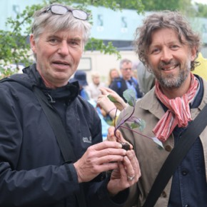 Chelsea Flower Show 2015: Wilm Weppelmann trifft Dan Pearson