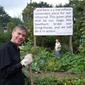 Die Freie Gartenakademie geht in die 10. Auflage ..