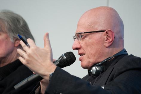Ralf Fücks (Vorstand Heinrich-Böll-Stiftung)