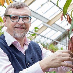 """23.6.2019 Prof. Dr. Paul Keßler (Direktor """"Hortus Botanicus Leiden) """"Botanische Gärten in den Niederlanden: Lange Geschichte und blühende Zukunft"""""""