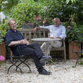 """21.7.2019 Klaus Bender & Manfred Lucenz  (Bedburg-Hau) Vortrag """"Nachbars Gärten – Niederländische und deutsche Gartenkultur in ihren Wechselwirkungen"""""""